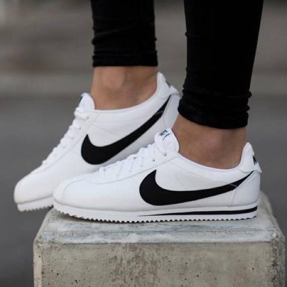 pretty nice fresh styles new styles Nike Classic Cortez White/Black NWT